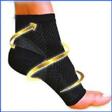 Ankle compression socks resistance bands exercise equipment