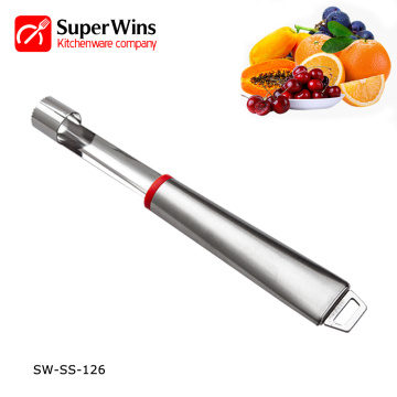 Hot Selling Kitchen Gadgets Stainless Steel Fruit Corer