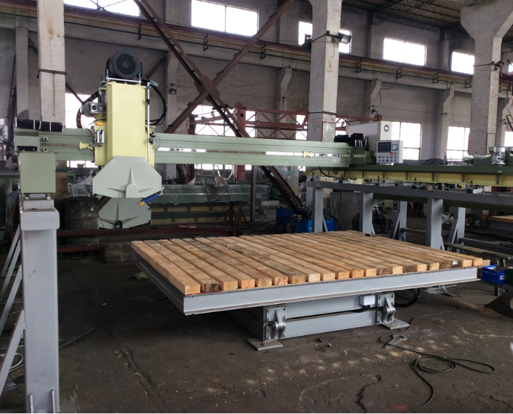 bridge marble sheet saw blade cutting machine