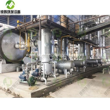 Yilong Brand Crude Oil Distillation Column