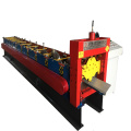 Roof ridge profile cap roll forming machine