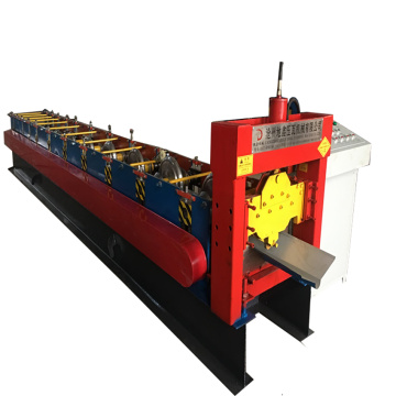 2018 metal roof ridge cap roll forming machine