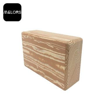 Melors Home Customized Logo Soft Yoga Block