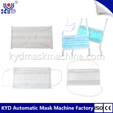 Super High Speed Medical Face Mask Making Machine