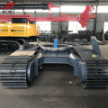 Steel Track Chassis Track Undercarriage with Final Drive