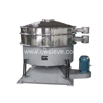 powder coating vibration drum sifter from remont