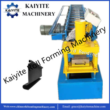 L Section Roller Shutter Bottom Lath Machine