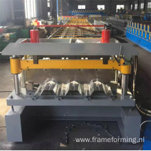 metal floor deck sheet  roll forming machine