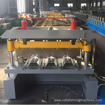 steel deck Sheet  making machine