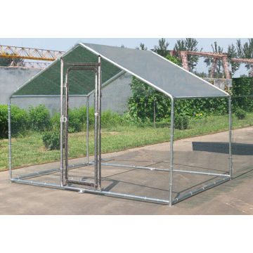 Metal Chicken Coop Pet Enclosure