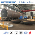 ASME standard prepreg material treatment autoclave