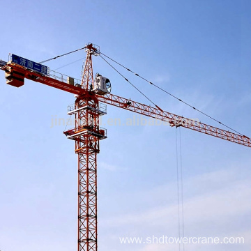 Tower crane h3/36b for Power Plant