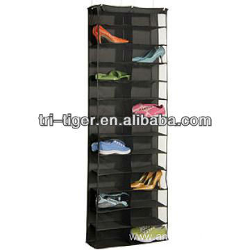 26 Pocket Fabric Shoes Organiser