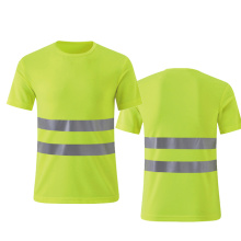 China for Safety Shirts 100% polyester Hi-vis safety shirts export to Tokelau Supplier