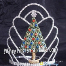 new design Christmas tree crown CR-1225
