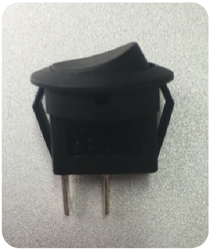 rocker switch KR1-5