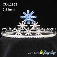 Holiday Snowflake Tiaras Crowns