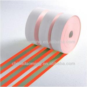 Well-designed for Flame Retardant Reflective Fabric Cotton Flame Retardant Orange Warning Tape supply to Kazakhstan Suppliers