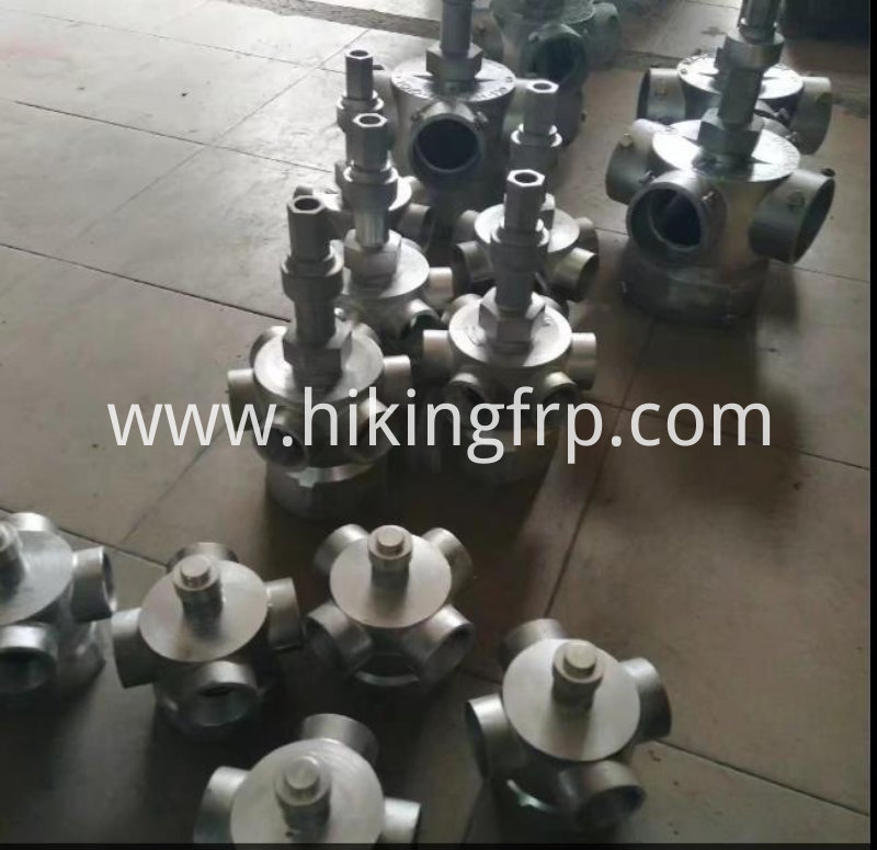 Sprinkler Head For Cooling Tower
