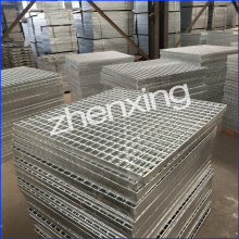 Steel Flat Open Bar Grating