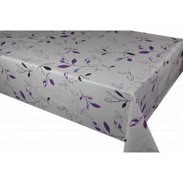 Pvc Printed fitted table covers Long Table Runner