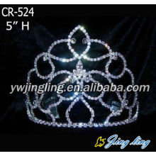 Rhinestone Pageant Crowns CR-524
