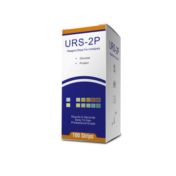 Glucose Protein Urine Test Strip 2 Parameter