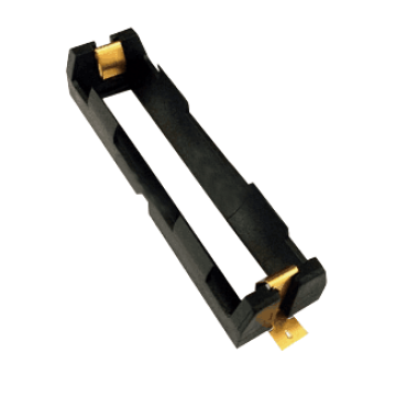 CR123A Battery Holder with Surface Mount leads
