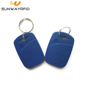 Competitive Price for RFID Abs Keyfob RFID 125KHZ Access Key Tag Keyfobs Keychain supply to Comoros Manufacturers