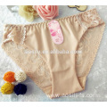 AS-A8781 OEM wholesale panty manufactory in china chinlon and lace fabric underwear