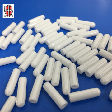 polished zirconia ceramic locating dowel ferrule pin