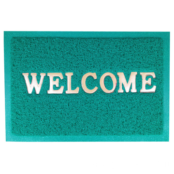 The most popular custom logo welcome mat
