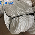 Braied mooring nylon rope