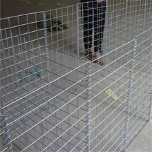 Professional 9 Gauge Firm Gabion Fence Mesh