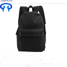 100% Original for Polyester Tote Bags Custom plain student canvas backpack for women supply to Virgin Islands (British) Manufacturer