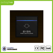 Smart Key Hotel Electrical Card Power Switch