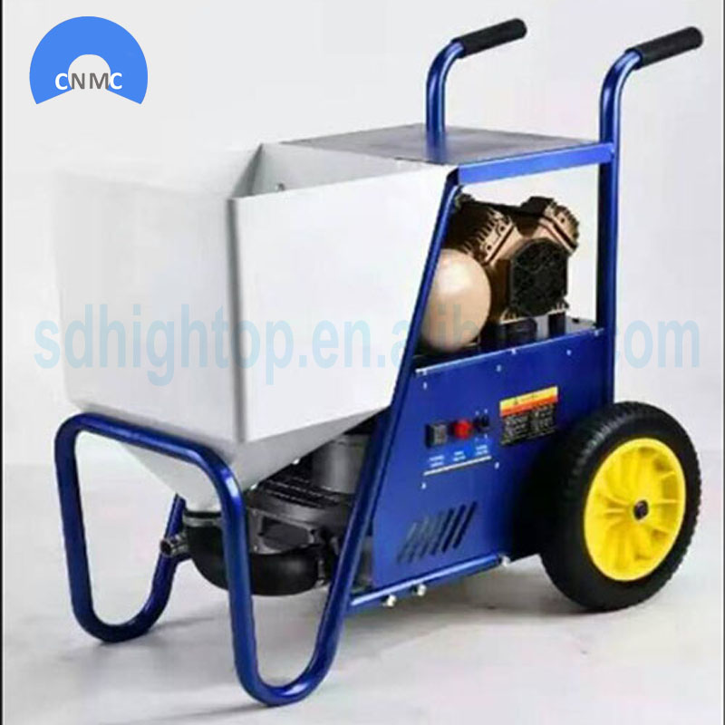 single phase lacquer wall putty spray sanding machine