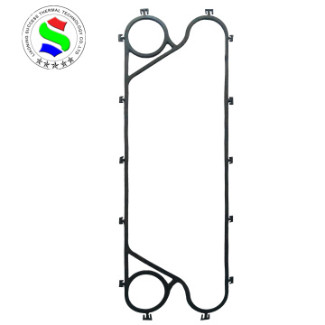 P26 heat exchanger rubber gasket for high temperatures