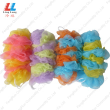China New Product for Sponge Mesh Bath Belt Smooth Long Charming Bath Ball export to Portugal Manufacturer