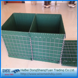 Electro galvanized hesco barriers for sale price