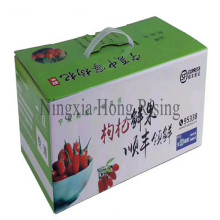 Tibetan high quality organic goji berries
