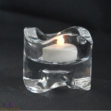 Glass Dual Purpose Tealight Holder