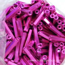 30mm Hex Aluminum Spacers or Standoffs for Drones