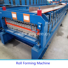 Double Layer Roof Aluminium Sheet Making Machine