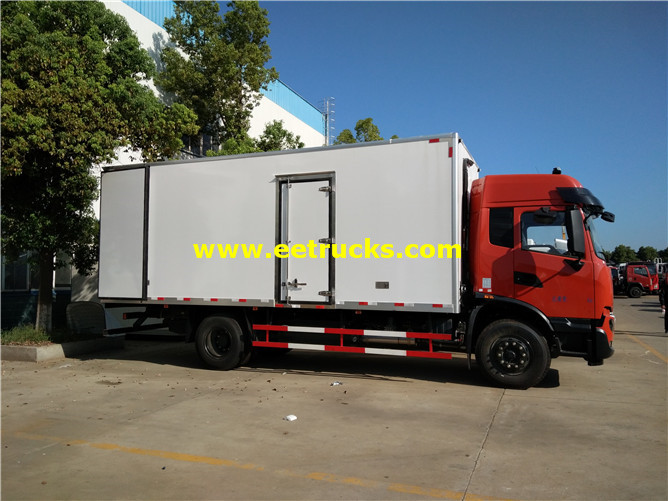 Dongfeng Frozen Food Delivery Trucks