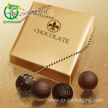 High grade paper chocolate box
