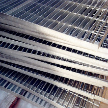 Best Quality for Galvanized Steel Deck Grating Galvanized Carbon Steel Bar Grid supply to Yugoslavia Factory