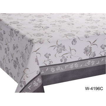 Elegant Tablecloth with Non woven backing Custom