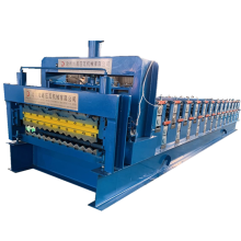 Superior Quality double layer roll forming machine