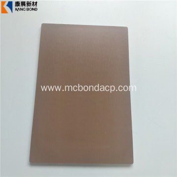 Best Cladding Wall Building Materials Aluminium ACP Panel